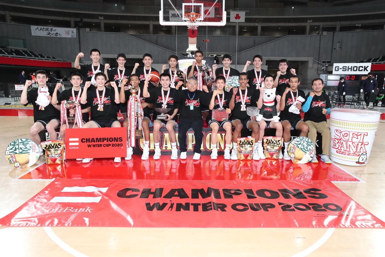 バスケットボール ウィンター 結果 高校 カップ